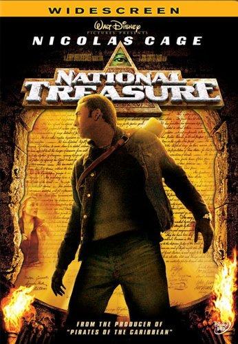 National Treasure Freemasonry In The Movies