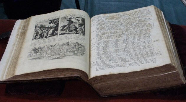 The George Washingon Bible